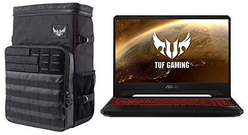 ASUS TUF Gaming FX505DY-BQ002T 15.6-inch FHD Laptop (AMD Ryzen 5-3550H/8GB/1TB HDD/Windows 10/Radeon RX 560X 4GB Graphics/2.20 Kg), Black