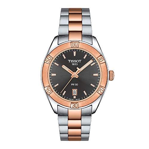 Tissot PR100 SPORT CHIC T101.910.22.061.00 Reloj de Pulsera para mujeres