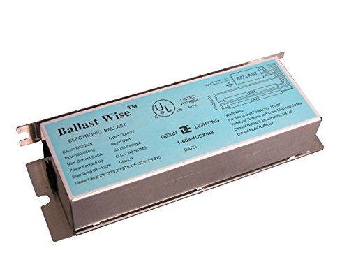 Box of 30 BallastWise T5 27W Ballast with Wires (DXE2M5 30pack) for 2 F8T8 or 13T5 Bulbs