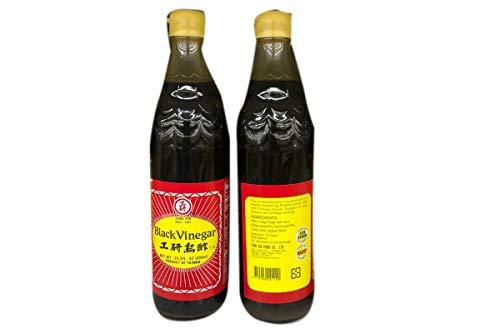 Black Vinegar - 20.2fl oz (Pack of 2)