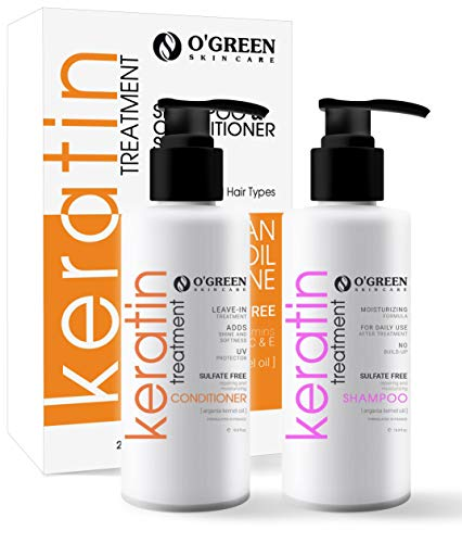 Best Keratin Shampoo And Conditioners
