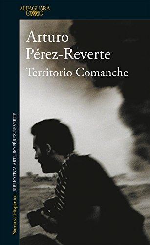 Territorio Comanche (Spanish Edition)