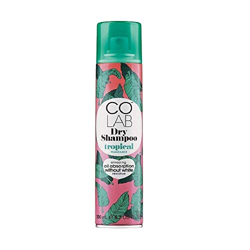 CoLab Tropical Dry Shampoo 200 ml