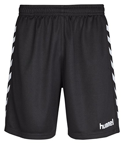Hummel Jungen Shorts CORE TRAINING, Black, 164-176