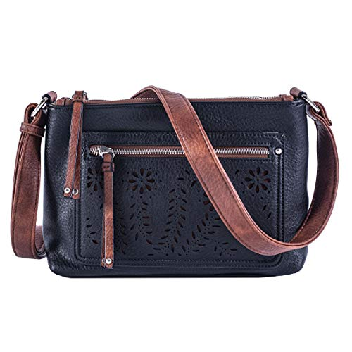 Concealed Carry Purse - Hailey Crossbody by Lady Conceal...