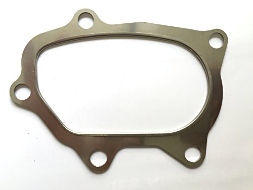 GrimmSpeed 028001 Compatible with 02-10+ WRX/STi/LGT Turbo to Downpipe Gasket
