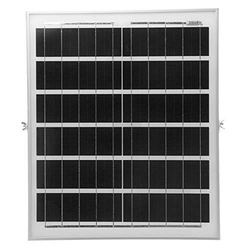 Peng sounded Panel Solar Foco Solar LED De Luz De Inundación Solar De 60w con Panel Solar Manual/Teledirigido A Prueba De Agua IP67Cargador De Panel Solar Impermeable