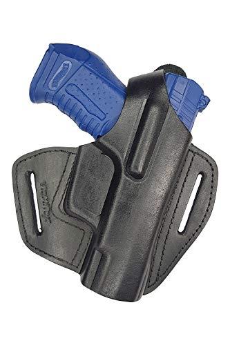 VlaMiTex B10 Leder Pistolenholster für Walther P99 und Umarex CP99