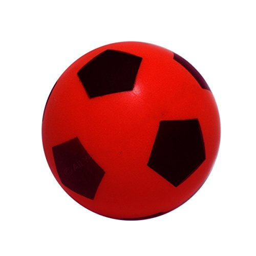 Foam Football - Size 5 - Red