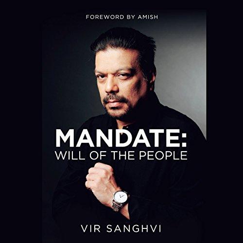 Mandate cover art
