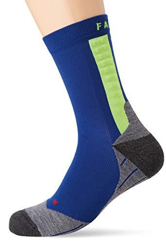 FALKE - Running-Socken für Herren in Blau (Athletic Blue 6451), Größe 44-45