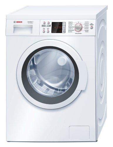 Bosch WAQ28421 Waschmaschine Frontlader Avantixx 7 / A+++ / 1400 UpM / 7 kg / VarioPerfect / Mengenautomatik / AquaStop-Schlauch