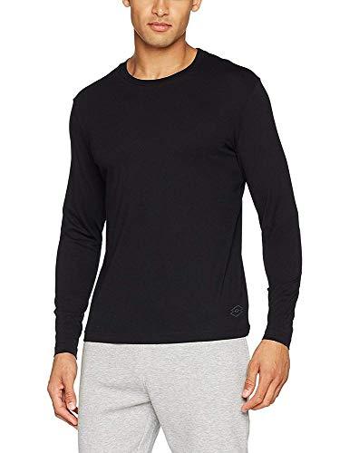 Lotto Herren T-Shirt Long Sleeve Feel, Wei, M