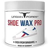 Schuhcreme farblos für professionelle Schuhpflege und Schuhreinigung | Schuhreiniger für Leder &...