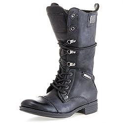 Women's Talon-W Combat Boot Black 6.5 B(M) US