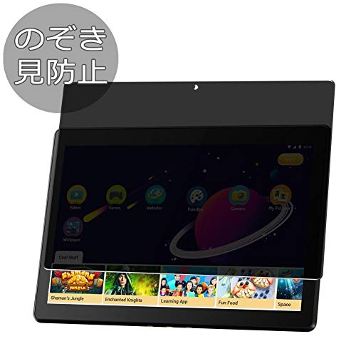 Synvy Privacy Screen Protector Film for Lenovo Smart Tab M10 10.1 Anti Spy Protective Protectors [Not Tempered Glass]