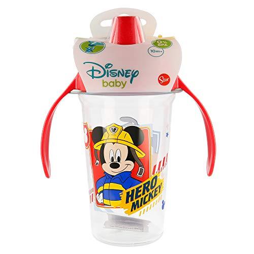 Pot d'entrée TODDLER Easy 295 ml. Mickey Mouse – Disney.