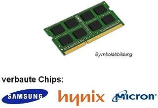 2GB (1x 2GB) para Asus Eee PC 1001PX DDR2(PC26400S) So DIMM Memoria de trabajo