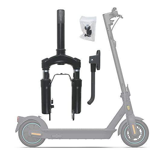 MotuTech Federgabel-Set, Stoßdämpfer vorne für Segway Ninebot Max G30 G30LE G30LE Ⅱ G30D Anti-Vibration Zubehör Ständer