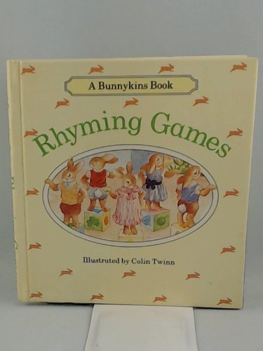 Rhyming Games: A Bunnykins Book