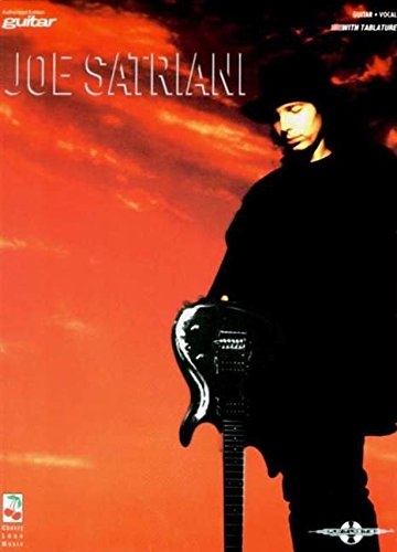 Joe Satriani: Guitar Vocal with Tablature (Play It Like It Is)