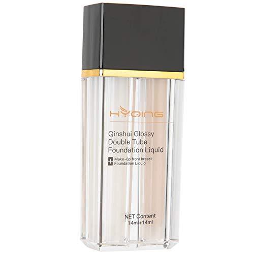 Saws Fundación Líquida Maquillaje Primer Crema Casmético Corrector Aislamiento Crema Crema Fundación Color Natural 0326