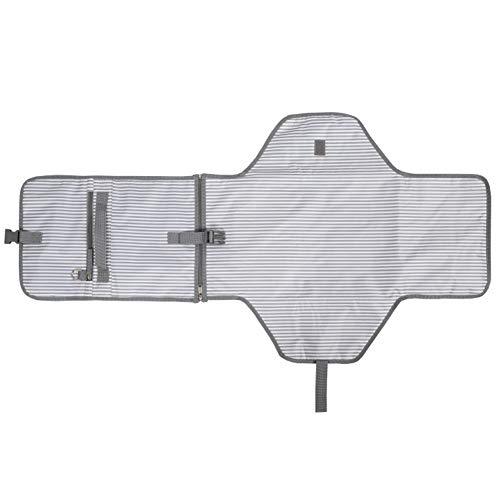 ZYCH Almohada Cómodo Alargar Cambiador Portátil de Pañales para Bebé Impermeable Kits para Cambio de Pañales Multifuncional Plegables Esterilla para Viajar Forros (Color : D)