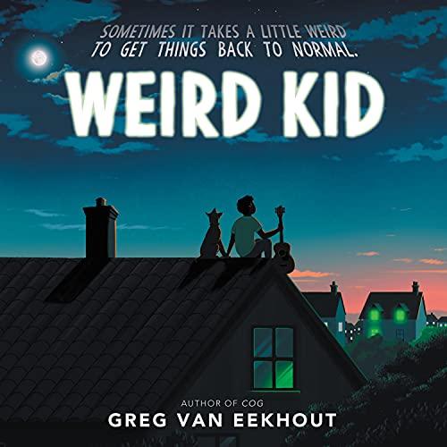 『Weird Kid』のカバーアート