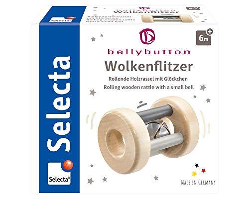 Selecta 64003 Wolkenflitzer, Greifling und Rassel...