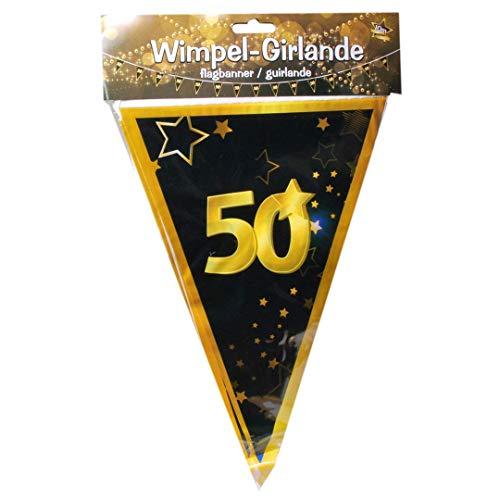 Udo Schmidt GmbH & Co Wimpelgirlande 50