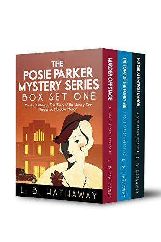 The Posie Parker Boxset One: Books 1-3