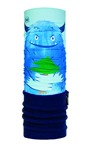 Buff Baby Polar Schlauchschal, Snow Monster Blue, One Size