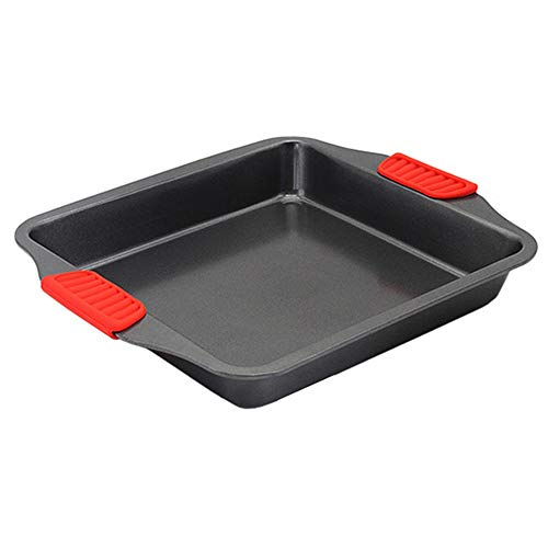 LNYJ Tray Heavy Steel Nonstick Baking Sheet Oven Non Toxic Tray Pan Dishwasher Safe Cooling