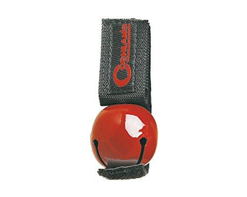 Coghlans Bärenglocke Glocke Notglocke Ortungsglocke - Bear Bell - farbig - rot