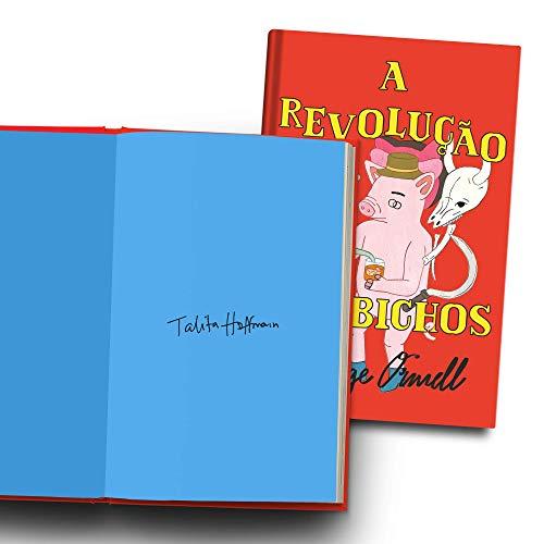 A Revolução dos Bichos - Autografado por Talita H...