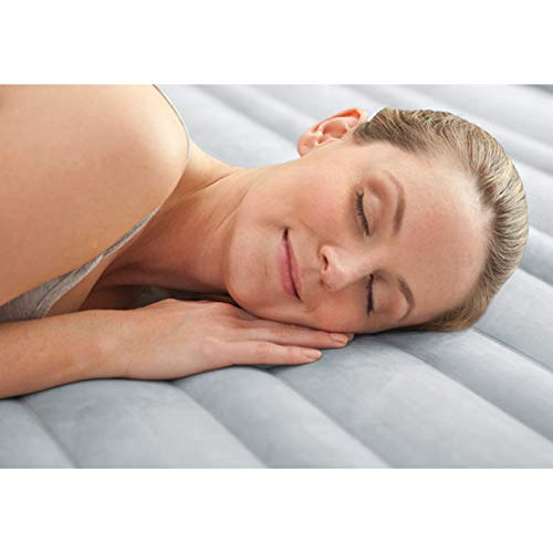 Intex Mid-Rise, Dura-Beam Airbed-Twin