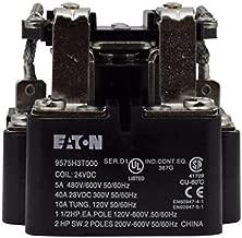 Eaton Cutler Hammer 9575H3D000 - General Purpose Relay, DPDT, 600v/60hz, 550v/50hz