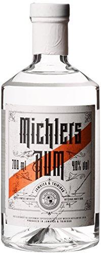 Michler's Jamaica und Trinidad Artisanal White Rum (1 x 0.7 l)