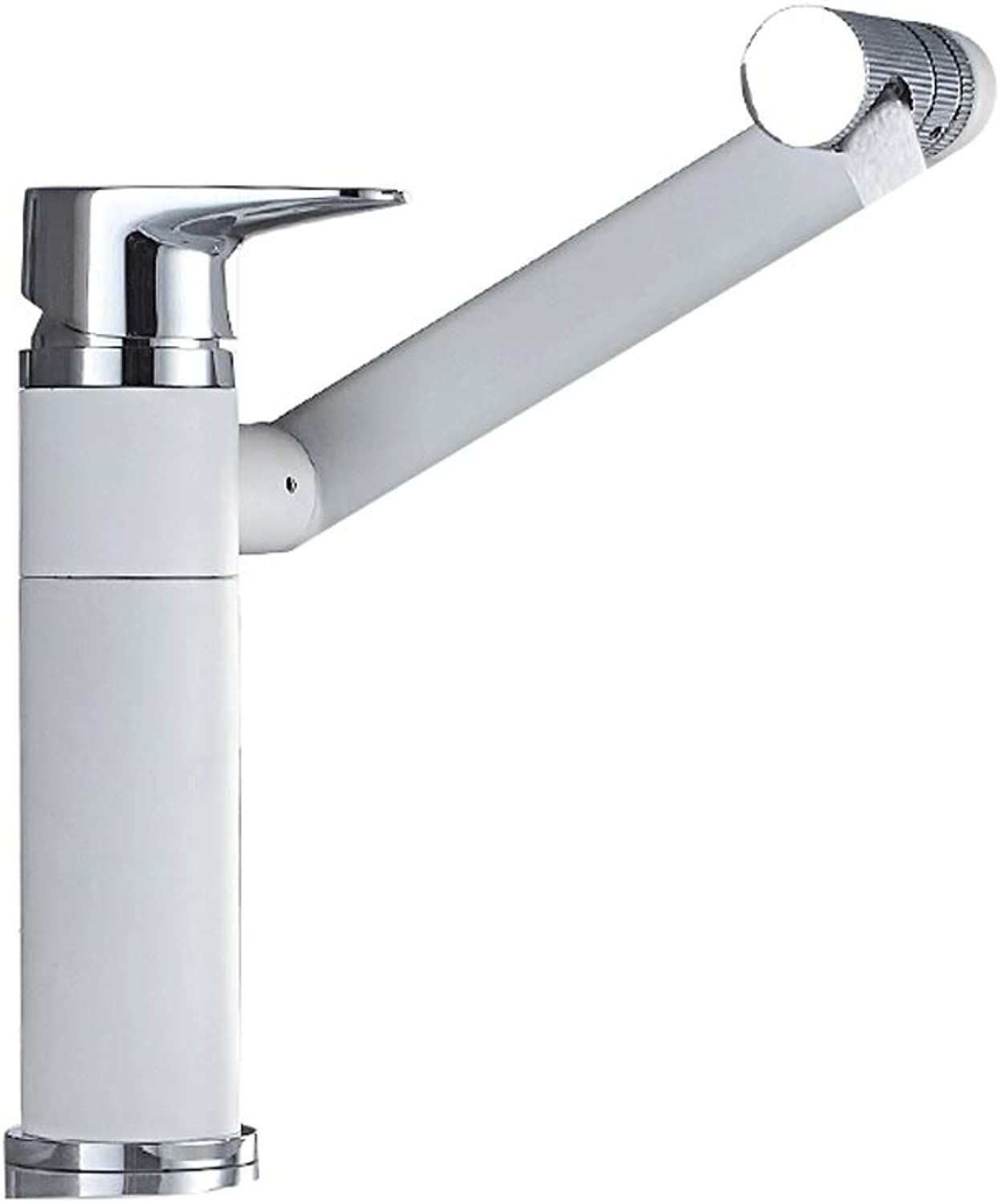 Hot And Cold Water Faucet Wash Basin Single Hole Basin Above Counter Basin Bathroom Cabinet Heightening redating Water, Hot And Cold Faucet, Ceramic Valve Core (Size   SMALL)