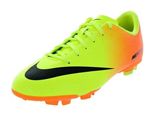 Nike JR Mercurial Victory IV FG Neongelb - 5.5Y