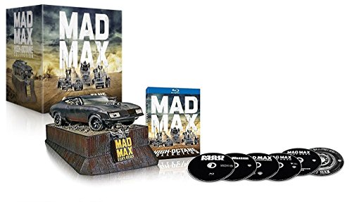 Mad Max Anthology - High Octane Collection - Limitierte Sammleredition