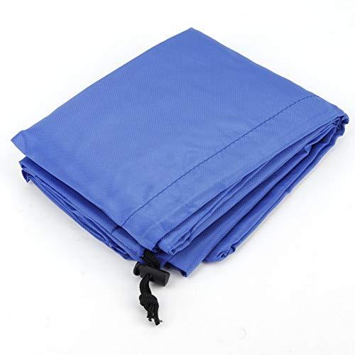 Bolso plegable de la cubierta del carro del paraguas para el lavado a mano del uso doméstico del viaje