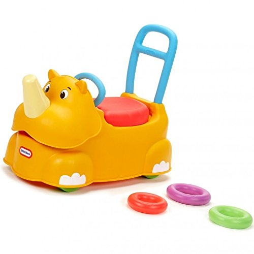 Buy Little Tikes Scoot Around Animal Ride-On - Hippo