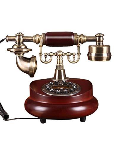 Hermosa Teléfono / teléfono Teléfono inalámbrico, Teléfono fijo fijo, Teléfono fijo fijo, Teléfono para el hogar de la oficina (operador / servicio al cliente / centro de llamadas, etc.) Negro, Teléfo