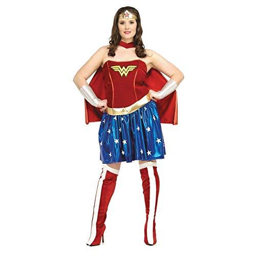 Generique - Déguisement Wonder Woman Femme Grande Taille XXL