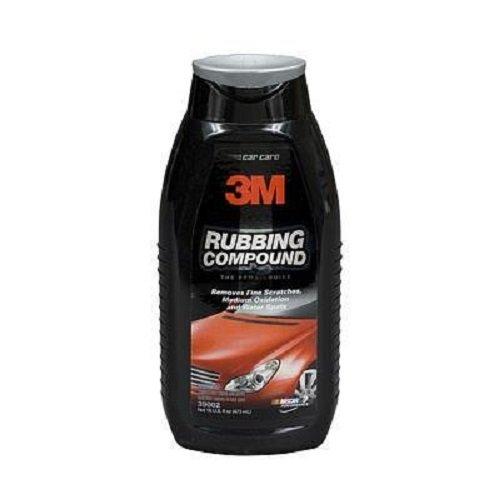 3M Rubbing Compound, 16 Oz
