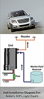 Best heated windshield wiper fluid Reviews
