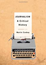 Best journalism a critical history Reviews