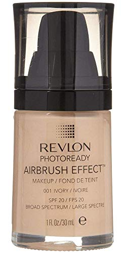 Revlon PhotoReady Airbrush Effect base maquillaje
