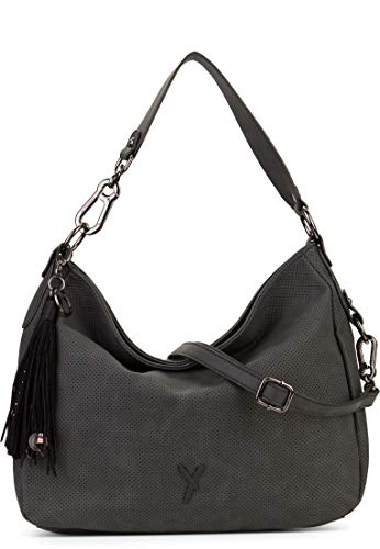 SURI FREY Beutel Romy 11587 Damen Handtaschen Uni black 100 One Size